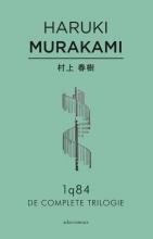 Haruki  Murakami 1q84 - de complete trilogie