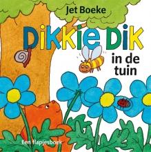 Jet  Boeke In de tuin