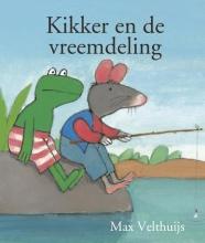 Max  Velthuijs Kikker en de vreemdeling MINI-editie