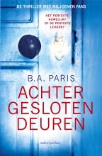 B.A.  Paris Achter gesloten deuren
