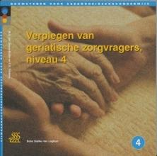 A. Waterlander M.G. van Swaay-Butter  C.A. Stikkers, Verplegen van geriatrische zorgvragers Leerlingenboek