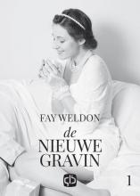 Fay  Weldon De nieuwe gravin - grote letter uitgave