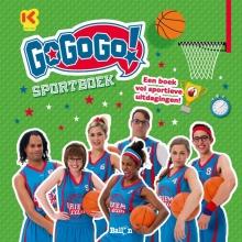 Gogogo Sportboek (+ spelbord)