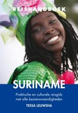 Tessa Leuwsha , Reishandboek Suriname