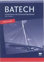 A.J.  Boer Batech Havo/Vwo 2 katern 2 Werkboek