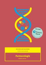 Roger McFadden , Farmacologie, 3e editie met MyLab NL toegangscode