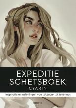Laura  Brouwers Expeditie schetsboek - Cyarin