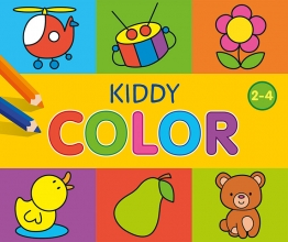 ZNU , Kiddy Color (2-4 j.) Kiddy Color (2-4 a.)