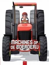 Agnes  Vandewiele Machines op de boerderij