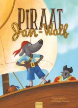 Nathalie  Quintart Piraat Jan-Wolf