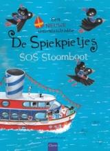 Thaïs  Vanderheyden De Spiekpietjes. SOS Stoomboot