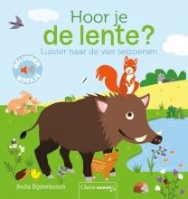 Anita Bijsterbosch , Hoor je de lente?