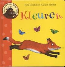 Julia  Donaldson Kleuren, mijn eerste gruffalo