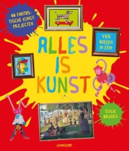 Susie  Brooks Alles is kunst