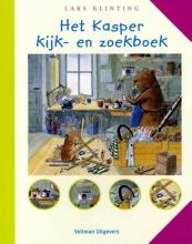 Het Kasper kijk en zoekboek