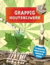 Carsten  Andres Grappig houtsnijwerk