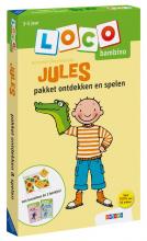 Annemie Berebrouckx , Loco bambino Jules pakket ontdekken & spelen