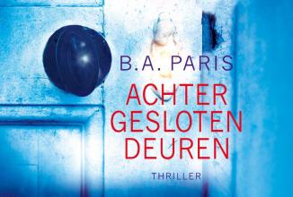 B.A. Paris , Achter gesloten deuren