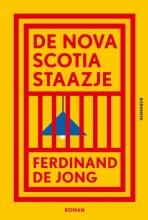 Ferdinand de Jong , De Nova Scotia staazje
