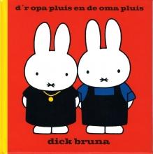 Dick  Bruna d`r opa en de oma pluis in `t Kirchröads plat