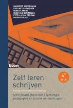 Margriet  Ackermann Zelf leren schrijven