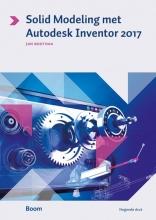 Jan Bootsma , Solid Modeling met Autodesk Inventor 2017 2017