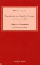 R. Otto , De genadereligie van India en het christendom . Religieuze overeenstemmingen