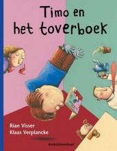 Rian  Visser Timo en het toverboek