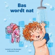 Liesbeth van Binsbergen Bas wordt nat