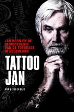 Kim Heijdenrijk , Tattoo Jan
