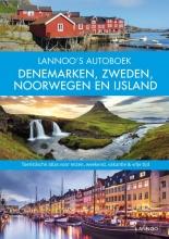 Lannoo`s autoboek Denemarken, Zweden, Noorwgen en Ijsland