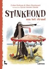 Colas Gutman , Stinkhond aan het strand