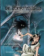 Luc Descamps , Het offer