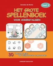 Jenneke de Nerée , Het Grote Spellenboek voor Anderstaligen 2