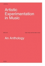 , Artistic experimentation in music