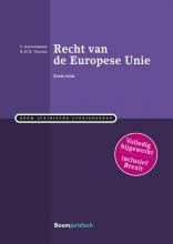 H.H.B. Vedder F. Amtenbrink, Recht van de Europese Unie