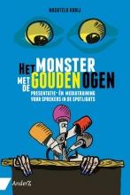 Machteld Kooij , Het monster met de gouden ogen