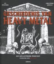 Axl  Rosenberg, Christopher  Krovatin Geschiedenis van Heavy Metal