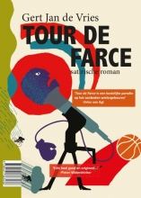 Gert Jan de Vries Tour de Wobbe Tour de Farce