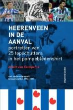 Albert van Keimpema Heerenveen in de aanval