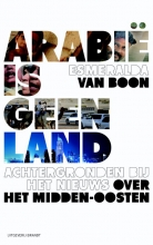 Esmeralda van Boon Arabie is geen land