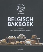 Stefan  Elias Belgisch bakboek