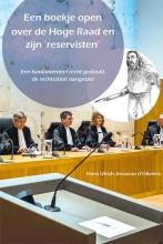 Hans Ulrich Jesserun d`Oliveira , Een boekje open over de Hoge Raad en zijn reservisten