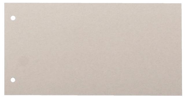 ,Scheidingsstrook Quantore 120x230mm grijs