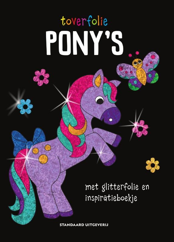 ,Toverfolie: pony`s
