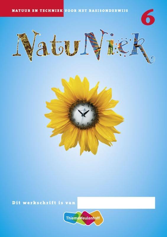 ,Natuniek 2e druk 6 5x Werkschrift
