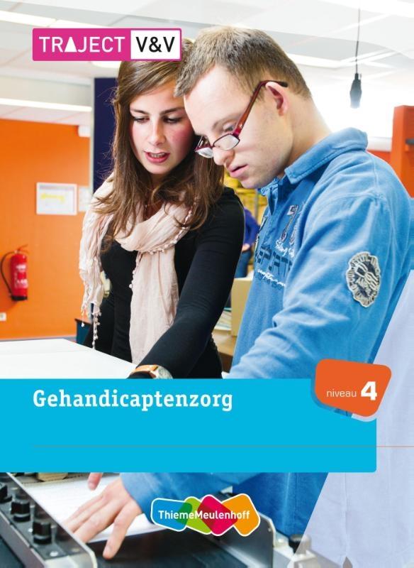 ,Traject VenV gehandicaptenzorg 1, niv 4