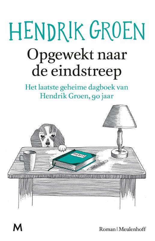 Hendrik Groen,Opgewekt naar de eindstreep