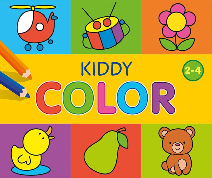 ZNU,Kiddy Color (2-4 j.) Kiddy Color (2-4 a.)