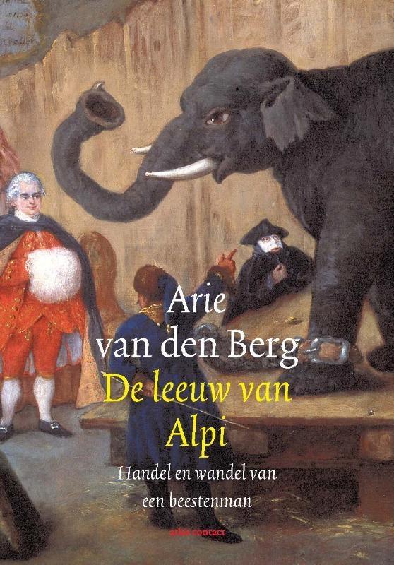 Arie van den Berg,De leeuw van Alpi